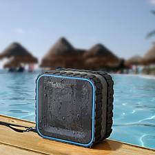 """Altavoz Bluetooth a Prueba de Salpicaduras """"Splash"""""""