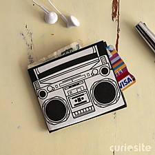 "Cartera Mighty Wallet ""Radio"""
