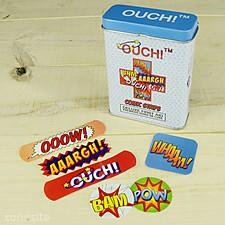 "Tiritas Cómic ""Ouch!"""