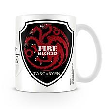 """Taza Juego de Tronos """"Targaryen"""""""