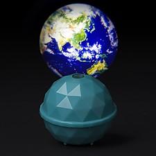Mini Proyector Planeta Tierra