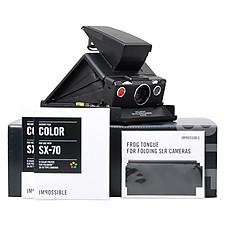 Kit Cámara Instantánea Polaroid SX-70