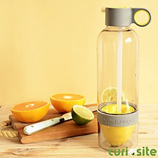 Botella para Agua con Cítricos Citrus Zinger Sport