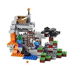 LEGO Minecraft La Cueva