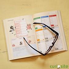 """Libro de Cuentas """"Kakebo"""" Flexible"""