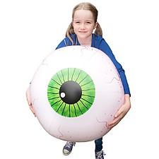 Pelota de Playa Globo Ocular Gigante