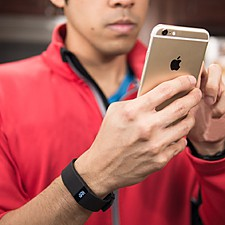"Pulsera de Actividad ""Fitbit Charge HR"""
