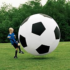 Balón de Fútbol Gigante