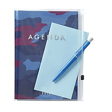 "Agenda 2016 A5 ""Camouflage"""
