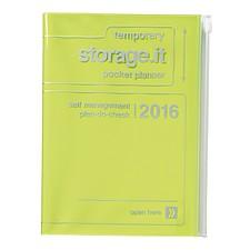 """Agenda 2016 A5 """"Storage.it"""""""