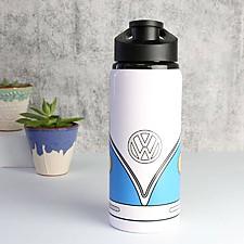 Botella de Agua de Aluminio Furgoneta T2 Volkswagen