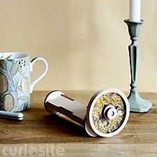 Caleidoscopio DIY de Flores