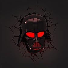 "Luz Quitamiedos ""3D Deco Lights"" Darth Vader"