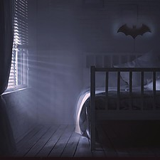 Lámpara Batman Eclipse