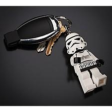 Llavero Linterna Stormtrooper de LEGO