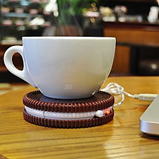 "Calentador de Taza USB ""Hot Cookie"""