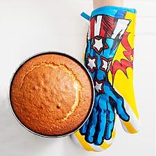 Manopla de Cocina Superhéroe