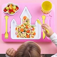 "Bandeja para Comer Infantil ""Princess"""