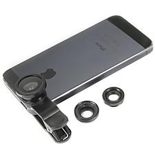 Lentes para el smartphone 3 en 1