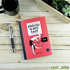 "Agenda 2016 ""English is not easy"""