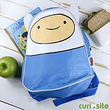 Adventure Time Backpack Finn