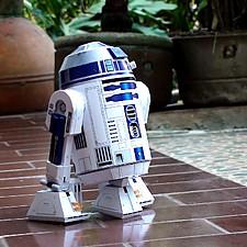 Construye tu Propio R2-D2 de Papel