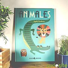 """Animales"" Bestiario Ilustrado"