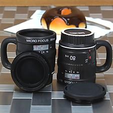 Set de Dos Tazas Espresso Objetivo