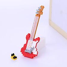 """nanoblock """"Guitarra Eléctrica"""""""