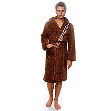 Fleece Bathrobe Chewbacca