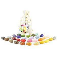 """Ceras de Colores """"Crayon Rocks"""" 32 Colores"""