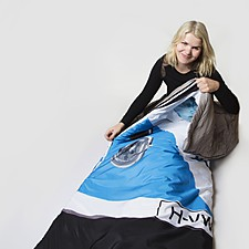 VW Campervan Sleeping Bag
