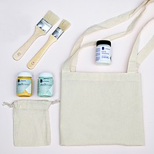 Kit DIY Tote Bag con Foto Transfer