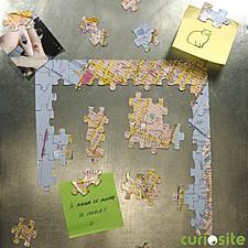 Puzzle Magnético de Nueva York