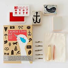 Kit DIY para Hacer Sellos de Goma