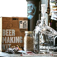 Kit para Preparar Cerveza BrewDog Punk IPA