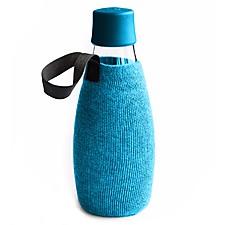 "Botella Reutilizable ""Retap"" con Funda"