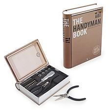 Caja de Herramientas The Handyman Book