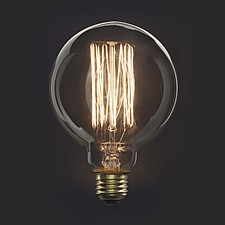 Bombilla Incandescente Edison