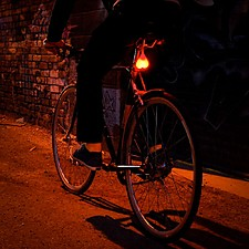 Luces para Bicicleta Colgantes Bike Balls
