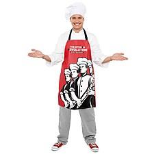 Delantal de Cocina Revolution