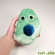 Diabetes Beta Cell Plush Microbe Toy