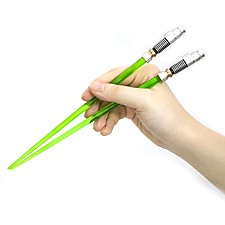 Palillos Sable de Luz Luke Skywalker Episode VI
