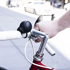 Altavoz para la bicicleta