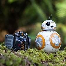 Droide BB-8 de Sphero con Force Band