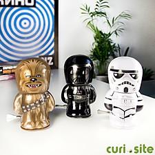 Muñecos de Cuerda Star Wars Bebots