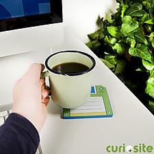 Calentador de Tazas USB Disquete