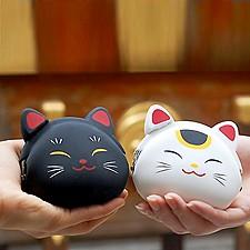 Monedero mimi POCHI Friends Gato de la Suerte