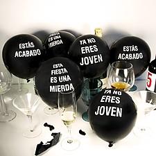 Globos Aguafiestas