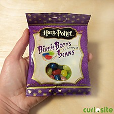 Jelly Belly de Harry Potter Bertie Bott